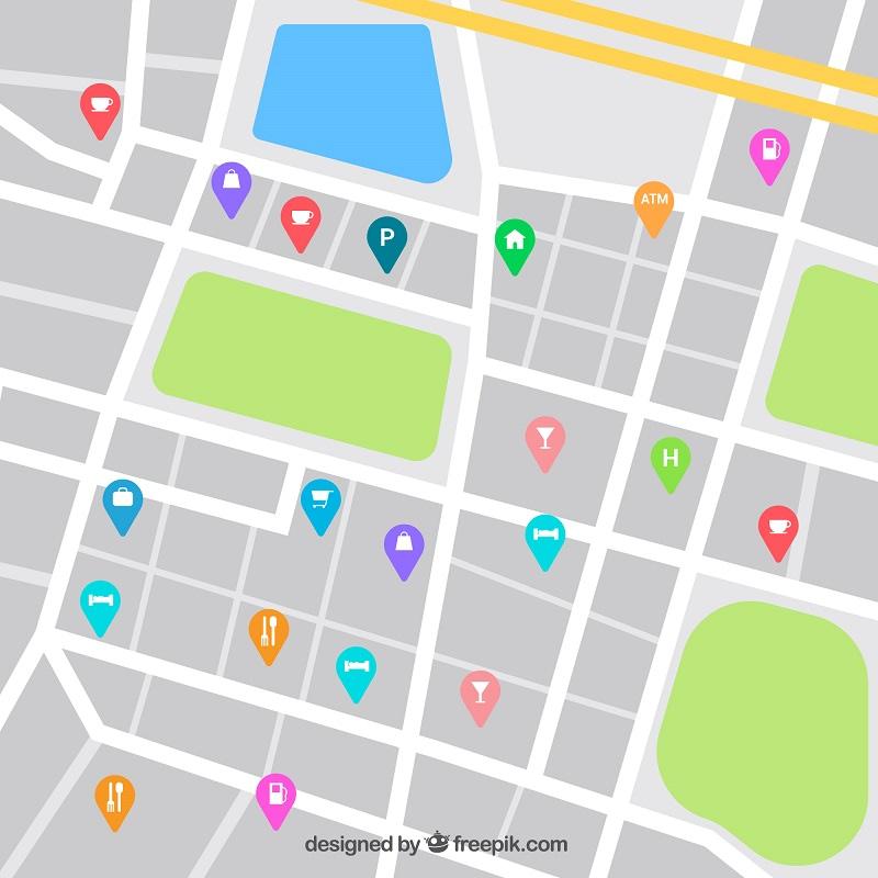 Tutorial sobre como encontrar coordenadas en Google Maps