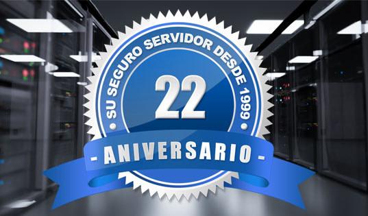 Su seguro servidor desde 1999